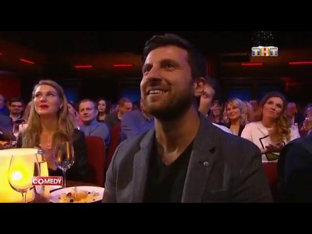 Дневник Хача в Comedy Club Павел Воля извинился перед Соболевым Новый Comedy Club 29 12 2017
