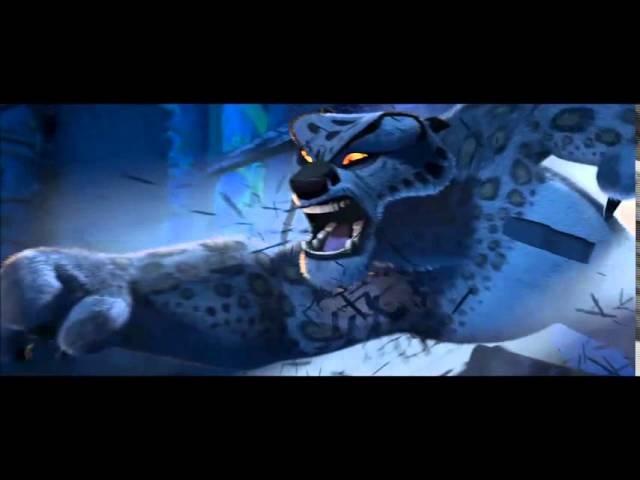 Kung Fu Panda - Hero (Skillet)