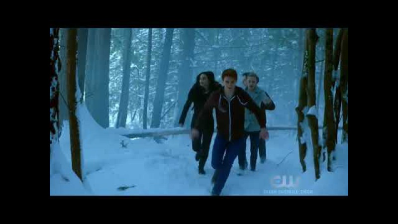 Ривердэйл/Шерил упала под лед/ Бетти и Джагхед/ Вероника и Арчи..