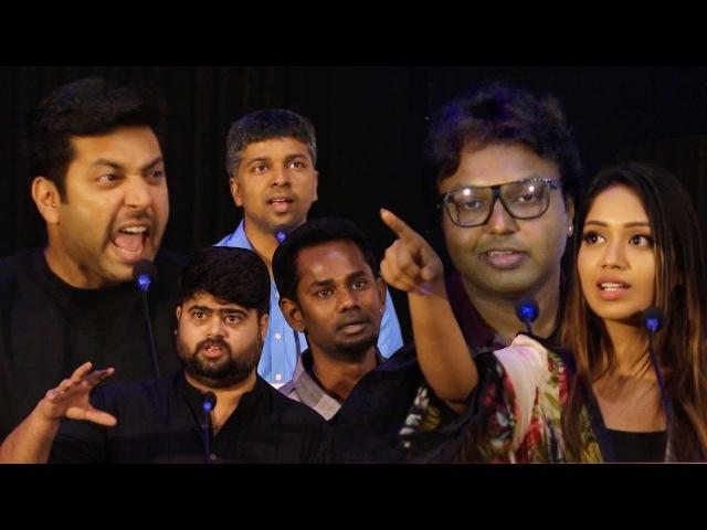 Tik Tik Tik Audio Launch   Jayam Ravi, Nivetha Pethuraj   D.Imman