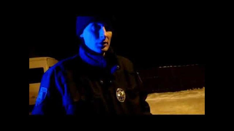 Авто Евро Сила!19.03.18 Бывший гаишник Саша Токарський разводил водителя на бляхах на взятку