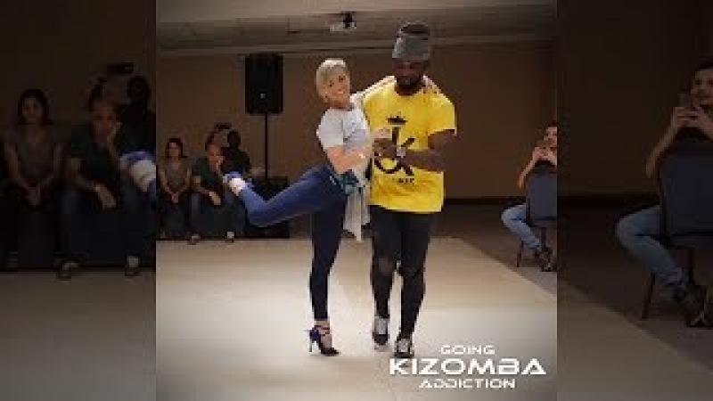 Kizomba - Curtis Seldon Carola Tauler - Urban Kiz