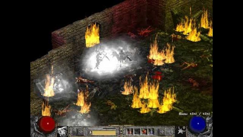 Мясник разрушение - Diablo II D2SE Median XL 1.2 UM17 1.1.3