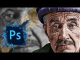How to Colorize a Black and White Photo in Photoshop CC