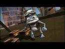 RANA EN LA MOTO Crazy Frog