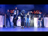 Audio Boosted Les Twins @ INDEX Germany part 1 and 2