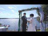 Свадебный ролик Павла и Кристины