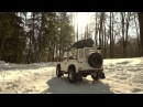 Scale 4x4 off road adventures with Land Rover defender 90 works v8 and defender 110 HCPU