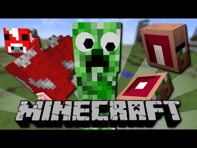 LUSTIGER Minecraft FILM mit 70 MODS!!