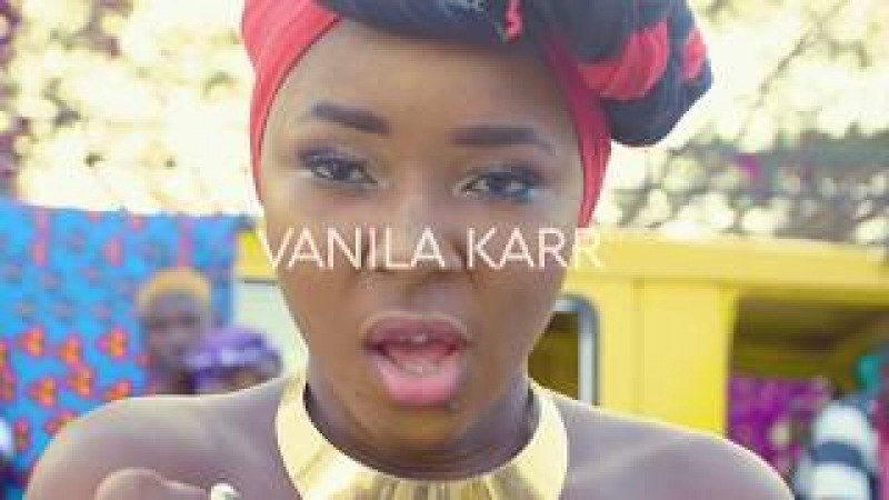 VANILLA KARR feat. BISA K'DEI - ODO YEWU ( clip officiel)