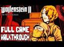 WOLFENSTEIN 2 The Diaries of Agent Silent Death Gameplay Walkthrough Part 1 FULL GAME