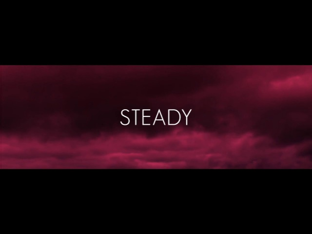 SVRCINA - Steady (Official Lyric Video)