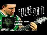 After The Burial - Berzerker (Guitar cover-ESP H-308 LTD) HD
