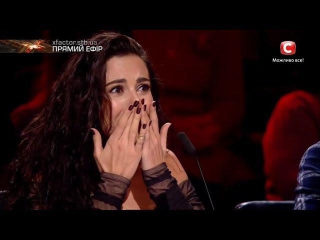 Потап и Настя победили в номинации M1 Music Awards 2017 |Пятый прямой эфир«Х-фактор-8» (09.12....
