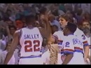 John Salley's Energy Helps Close Out the Bulls in Game 7 (14 points, 3 Dunks)
