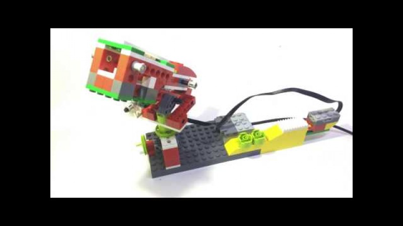 RAILGUN LEGO WeDo Education