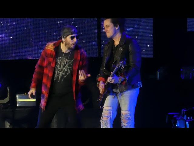 Critical Acclaim Avenged Sevenfold@Santander Arena Reading, PA 1/16/18