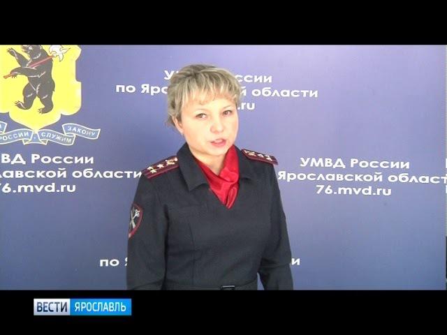 В Ярославле грабитель выхватил у женщины телефон