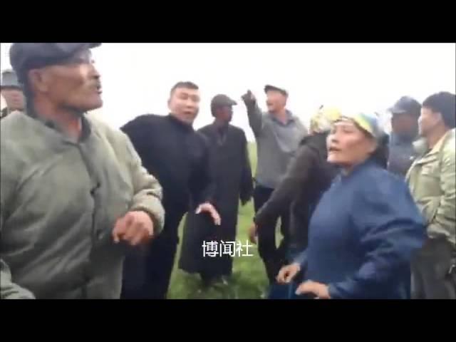 内蒙古呼伦贝尔鄂温克族因牧场冲突