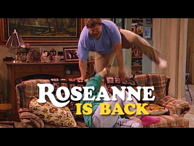 Roseanne (ABC) Excitement Teaser Promos HD