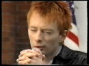 Radiohead fake plastic trees top of the pops MIMING