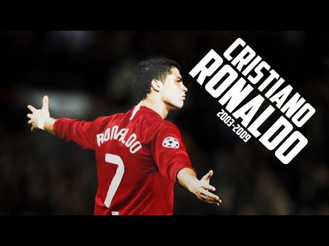 Cristiano Ronaldo - Manchester United - Best Skills, Dribbling Goals
