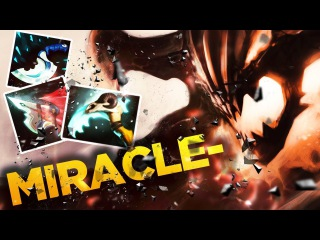 Miracle- Mobility OD Playstyle - Perfect Counterpick vs Strong Carrys Dota 2