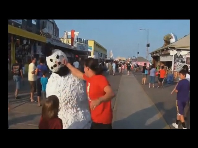Снеговик русский анти трейлер юмор