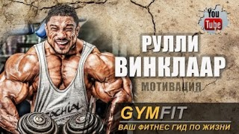 Рулли Винклаар. Мотивация (Roelly Winklaar Motivation)