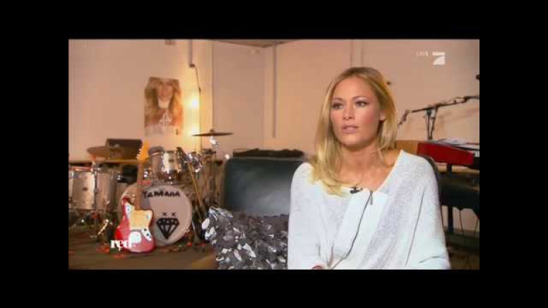 Helene Fischer Tourauftakt in Hannover Interview in RED Pro7 2017