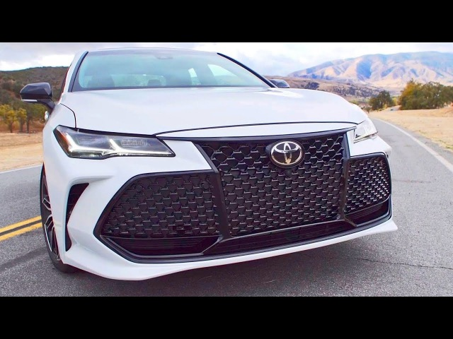 2019 Toyota Avalon – Chevrolet Impala killer?