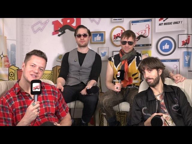 Les Révélations d'Imagine Dragons: leurs projets, leur succès, la tournée... (interview)