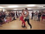 Артур и Лаисса! Муж и Жена - Бразилия. Танец страсти!! Виктор Королёв