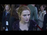 Everybody Wants Some!! Red Carpet Interview with Zoey Deutch. SXSW 2016