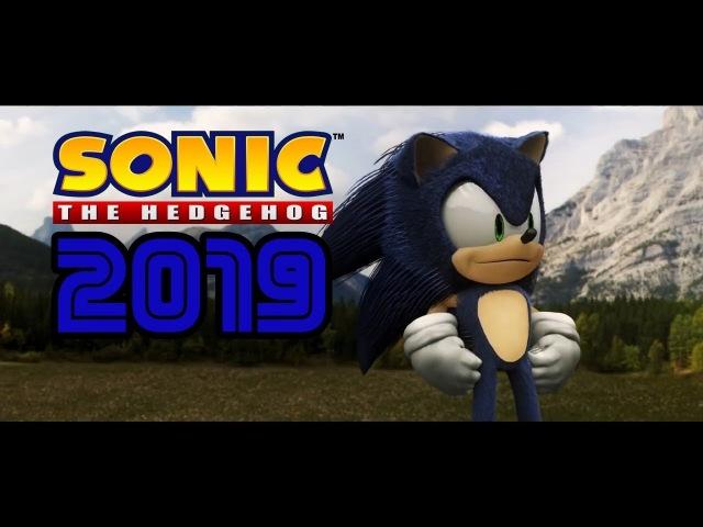 Фильм о Сонике в 2019 Нужен ли он сейчас Hedgehog NEWS