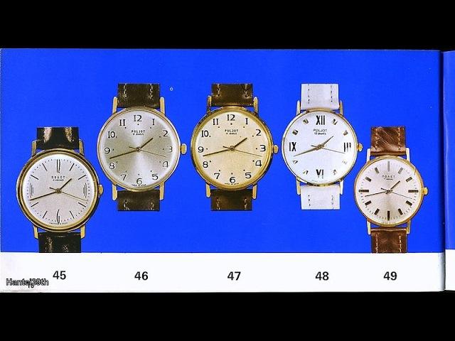 Коллекция редких часов из СССР.Watches from the USSR