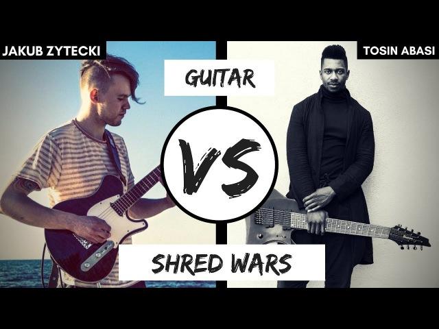 Jakub Zytecki VS Tosin Abasi | Guitar Shred Wars | Mayones Guitar Ibanez ABASI Guitars