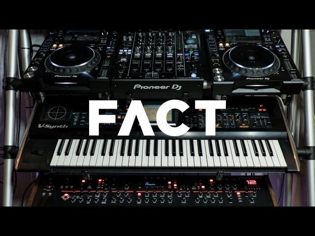 MJ Cole - In The Studio