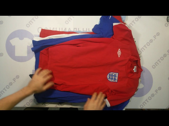 Junior t-shirts Extra(5kg) - детские футболки экстра Англия 1пак