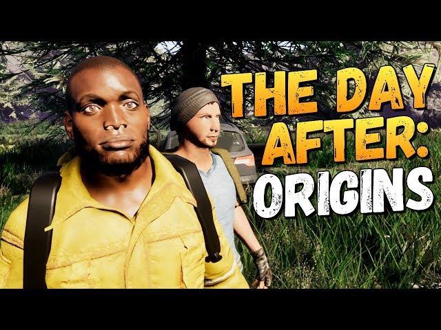 БРЕЙН И ЖЕНЯ ВЫЖИВАЮТ! - The Day After Origins
