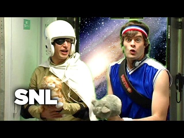 SNL Digital Short: Laser Cats 3 - Saturday Night Live