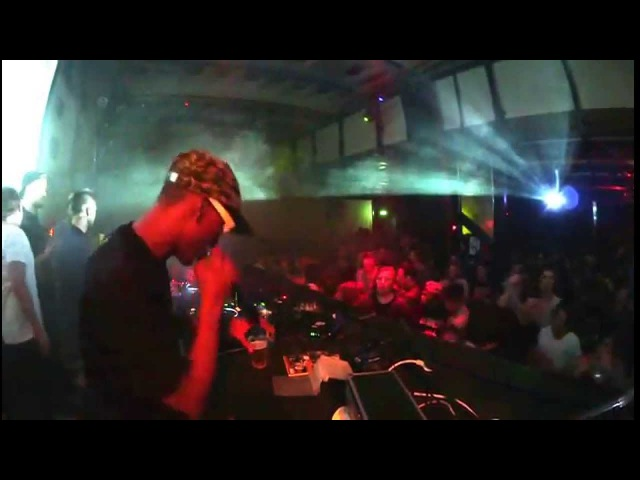 Losco @ Run The Trap Worm Rotterdam 21 02 2015