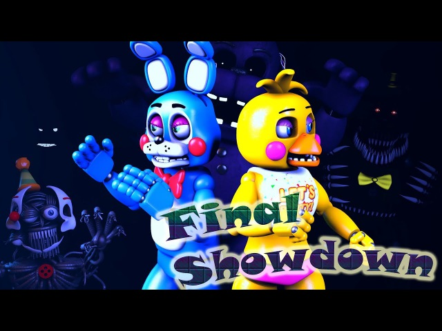 SFM FNaF Final Showdown Resistance by Skillet Cover by SixFiction
