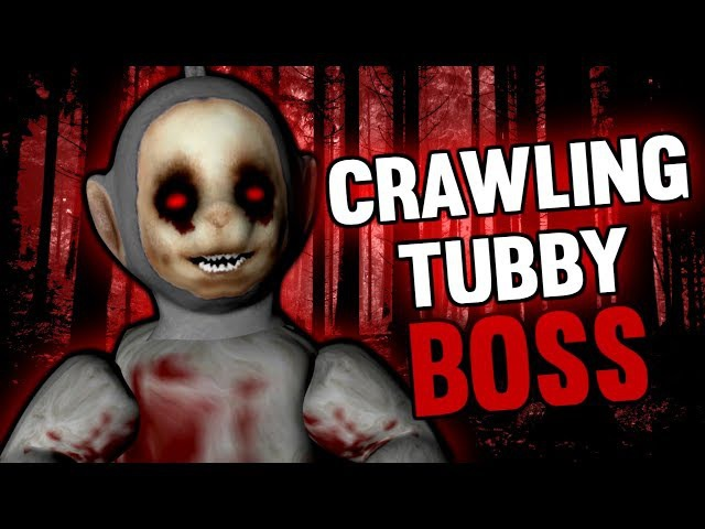 CRAWLING TUBBY BOSS! w/ Subs | Slendytubbies 3 Survival 1.27