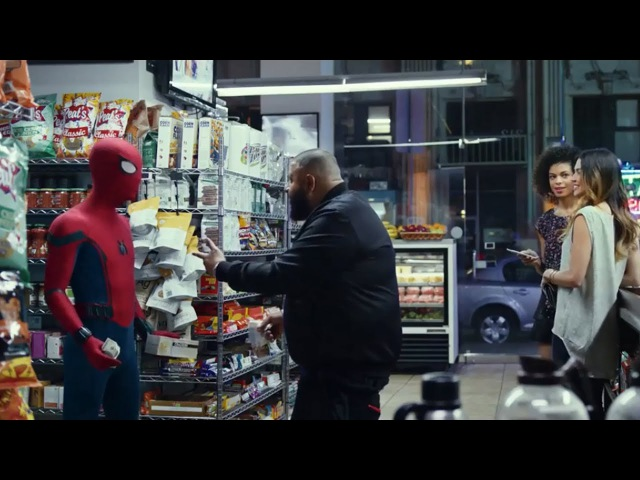 Человек-паук: Возвращение домой - промо-ролик 1, 2, 3 (2017)