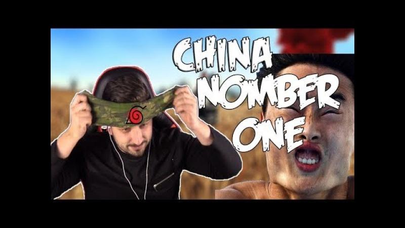 HARD PLAY CHINA NOMBER ONE! (Монтаж)