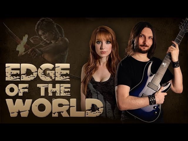 EDGE OF THE WORLD (Live Action Video) - Miracle Of Sound feat. Lisa Foiles