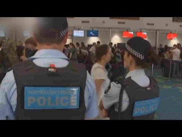 הפיגוע שנמנע: האוסטרלים מחמיאים לישראל | מתוך חדשות הערב 22.02.18