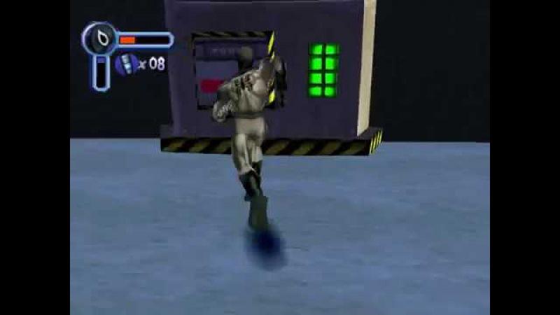 Spider-man 2: Enter Electro - Уровень 9 - Депо Поездов