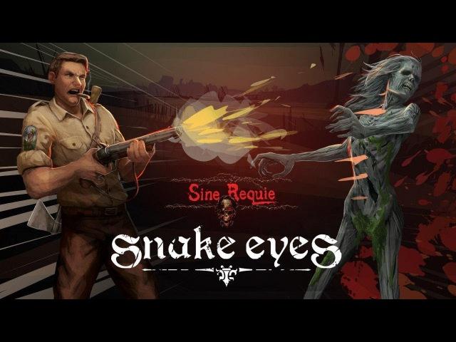 Sine Requie: Snake Eyes - Kickstarter Trailer